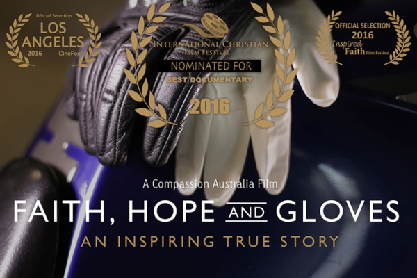 Faith, Hope and Gloves Documentary