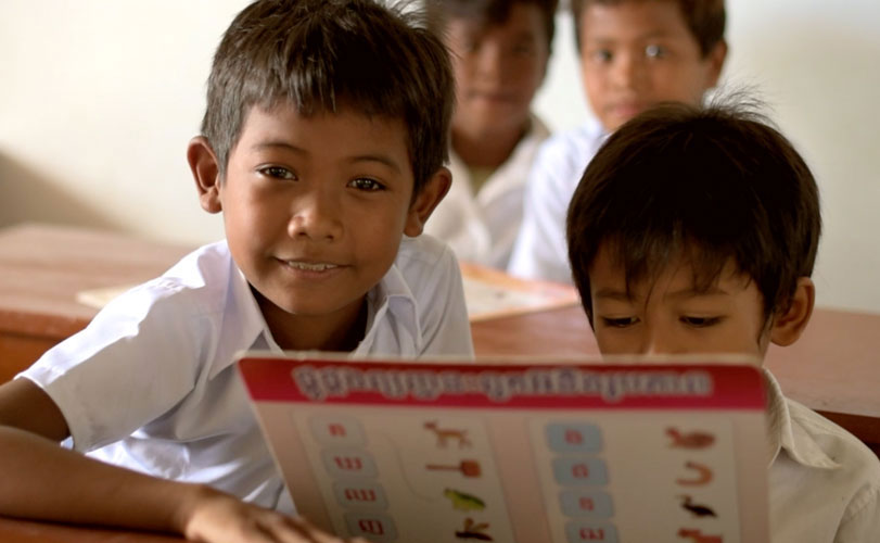 Samaritan's Purse Cambodia Education