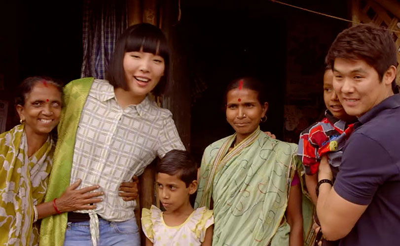 Dami Im in India