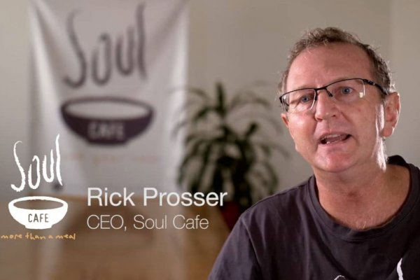 Soul Cafe Introduction Video