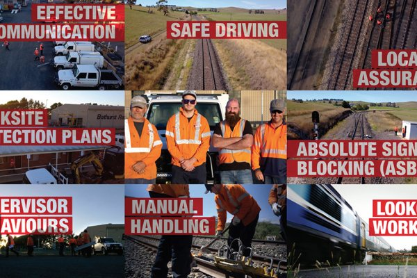 John Holland Rail: Safe Working Series