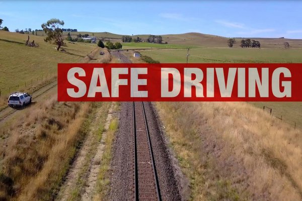 John Holland Rail: Safe Driving