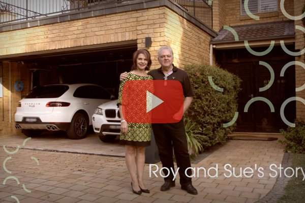 Chrysalis Client Videos: Roy & Sue