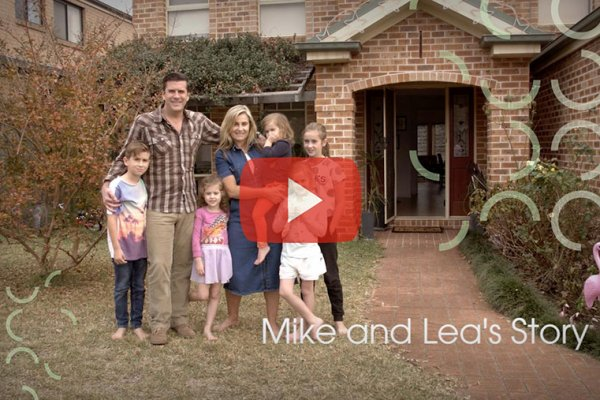 Chrysalis Client Videos: Mike & Lea