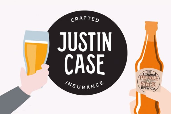 Justin Case Crafted Insurance