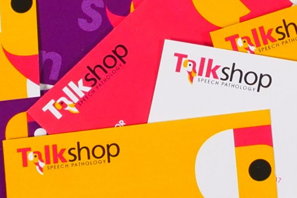 Talkshop Speech Pathology: Brand Identity