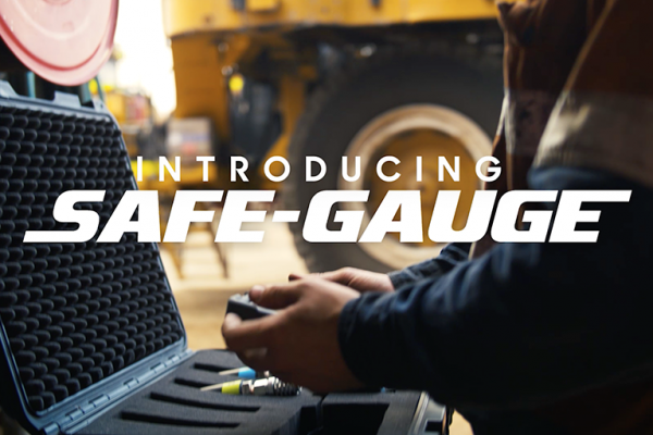 Safe-Gauge Product Launch Video